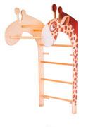 Žirafí žebřiny